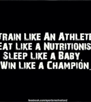 Short Motivational Sports Quotes For Athletes Motivational quotes