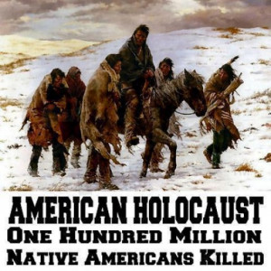 The American Holocaust: the One They Don't Tell You About In School