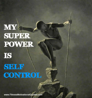 Self Control: One of the Keys to Success