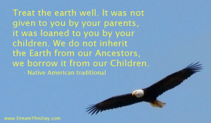 Native American Quote of the Day