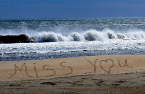 Miss You Graphic
