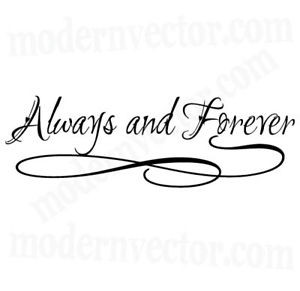 Always And Forever Bedroom...