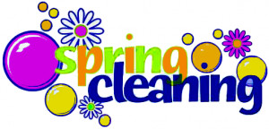 Spring Cleaning Different Kind