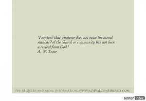 Revival Conference Quotes 6