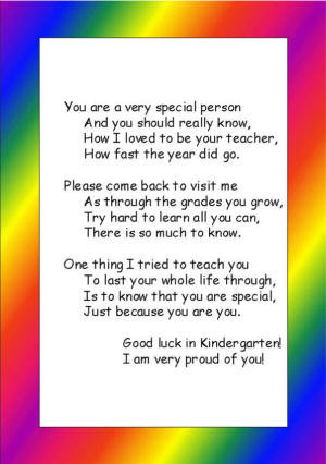preschool graduation poem gift preschool graduation poems
