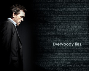 Quotes Hugh Laurie Gregory House House M D /