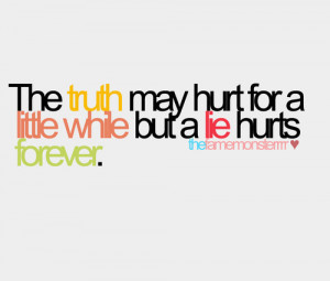 Lie Quotes (16)