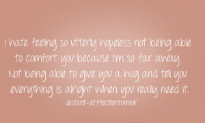 Quotes Sad Long Distance Relationships ~ Inn Trending » Sad Quotes ...