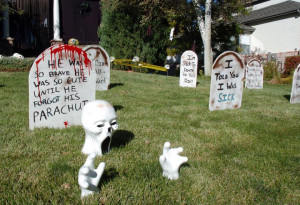 Funny Halloween Tombstone Quotes