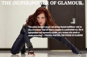 ... Virginia Postrel. #glamour #action #actionheroines #heroine #superhero