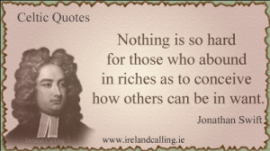 of Jonathan Swift quote: