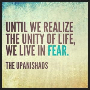 Wisdom from the Upanishads. Timeless.