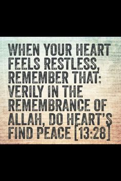 Allah Is Great Quotes Quotes: faith in allah ♥ on