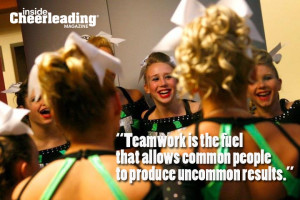 ... teamwork cheer quotes teamwork quotes for cheerleading teamwork quotes