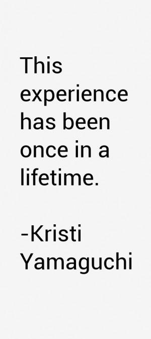 Kristi Yamaguchi Quotes & Sayings