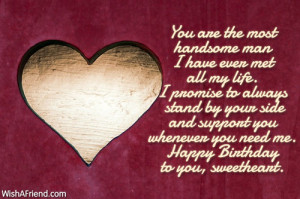 Happy Birthday Quotes For Husband ~ Birthday wishes for husband ...