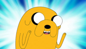 life advice from Adventure Time jake the dog
