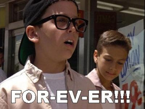 funny classic the sandlot forever