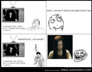 funny horror movie quotes horror movie troll funny