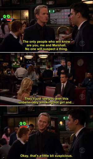 How I Met Your Mother Quotes Robin How i met your mother quotes