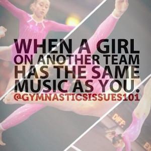 Gymnastics Sayings And Quotes Gymnastics quote