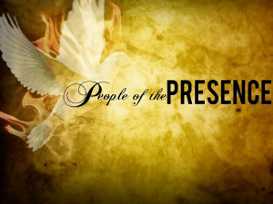 people of the presence of the Holy Spirit