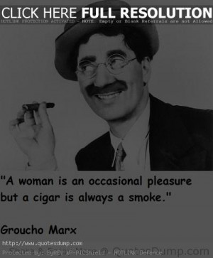 groucho marx picture Quotes 4
