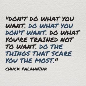 Chuck Palahniuk Invisible