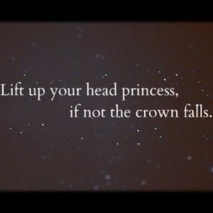 Hold your head high! #PintoWin #NapoleonPerdis #Cinderella #Princess # ...
