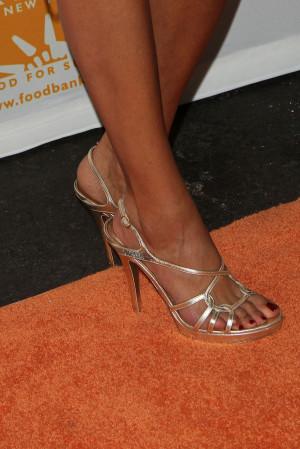 Hoda Kotb Feet