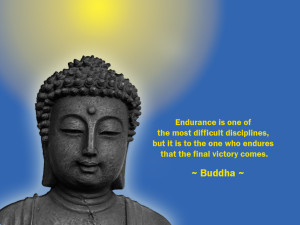 Endurance is one of the most difficult disciplines,
