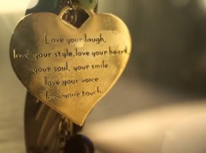... quotations in his gym bag. For her you can place romantic sayings in