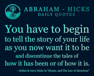 Quote Esther Hicks: