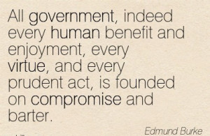 All Government, Indeed Every Human Benefit And Enjoyment, Every Virtue ...
