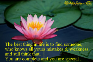 Special Quotes, Mistakes Quotes, Weakness Quotes, Inspirational Quotes ...
