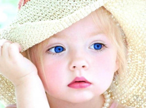 Cute Babies With Blue Eyes (4)