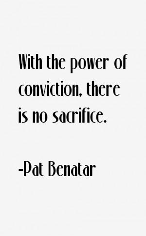 Pat Benatar Quotes & Sayings