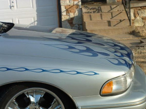 1992 CAPRICE WAGON DROPPED ON SPRINGS WITH 18 INCH MONDERA B52'S HAS ...