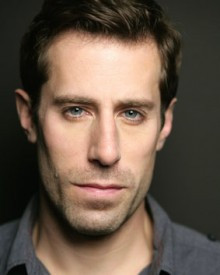 Josh Cooke,from Dexter.