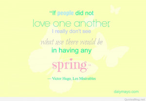 Quotes About Spring