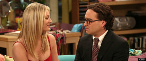 Leonard And Penny's 'I Love You' Was Johnny Galecki And Kaley Cuoco's ...