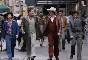 ... Ron Burgundy and his news team return in Anchorman 2: The Legend