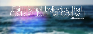 Christian Facebook Covers Quotes