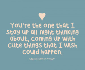 ... you so much Photo Pretty Quote Quotes Romantic Sad So true Sweet Text