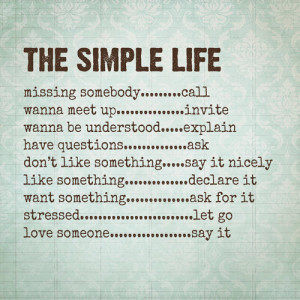 Simple Life Quotes And Sayings For Teenagers Wallpapers Tumble Tattoos ...