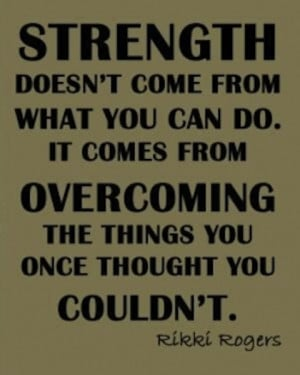 Images) 18 Motivational Picture Quotes To Help You Build Strength