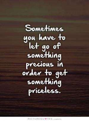 Priceless Quotes