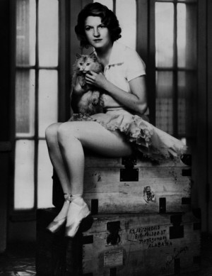 Zelda Fitzgerald embodied the Jazz Age with her brazen attitude and ...