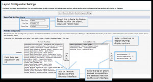 quote object layout the property layout is used to configure the