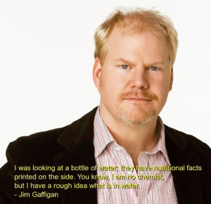 Jim gaffigan, humorous, quotes, sayings, funny, witty